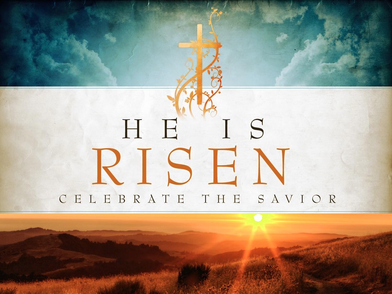 Rejoice He Is Risen Images (13)